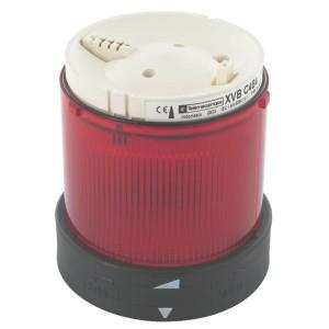 Serie XVBC: Signaalelement met geïntegreerde LED, 24V AC/DC, knipperend