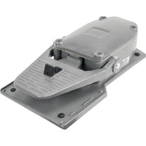 Pedaalschakelaars New Elfin, Metaal | Aluminium behuizing | Veelzijdig inzetbaar