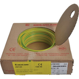 Montagesnoer 70°C , 1,5mm² | 4xD mm
