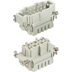 HAN10B Connectoren 10-polig | Polycarbonaat