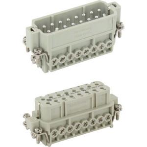 HAN16A Connectoren 16-polig   Polycarbonaat