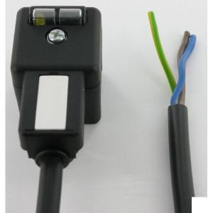 DIN-43650A connectoren | Kortere aansluittijd