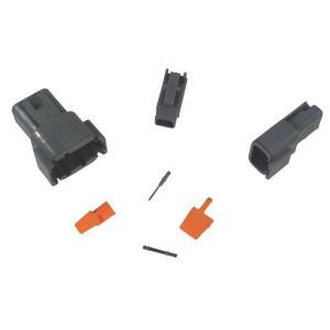 Deutsch - DTM | Modulair design | Eenvoudig te assembleren | 1500 AC V | DIN 40050 | IP6K9K / IP69 IP
