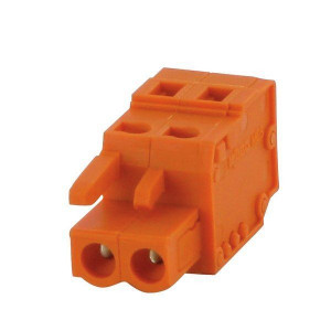 Wago MCS Midi | Oranje gekleurd | Modulair | Complete stekker