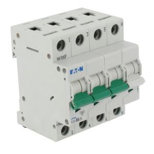 Installatie Automaat B karakteristiek 3 polig met N | -25°C … +40°C °C