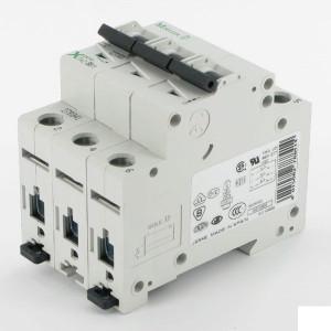 Installatie Automaat B karakteristiek 3 polig