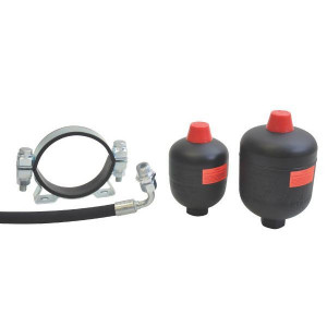 Saip membraan accumulatoren, gelast, type WA 250 bar | 250 bar