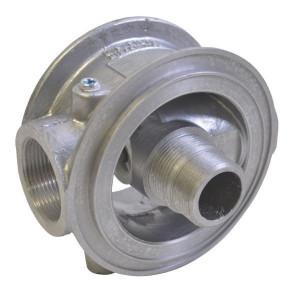 Filterkop 200-250 type MPS | 12 bar
