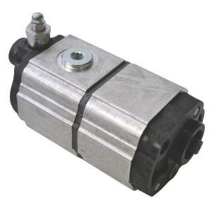 Dubbelpomp type MPP-D | Aluminium