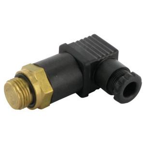 Temperatuurschakelaar oliekoeler type OK9 | -20 t/m 120 | 1/2'' BSP | DIN 40050 IP65 | 200 bar