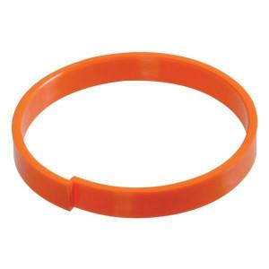 Geleidering GRI-F voor stangen (type 063) | Eenvoudige montage | Oranje | 5 m/sec