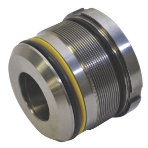 Cilinderkop DS voor dubbelwerkende cilinders voorzien van afdichting | Direct monteerbaar | Voor SATURN serie C25