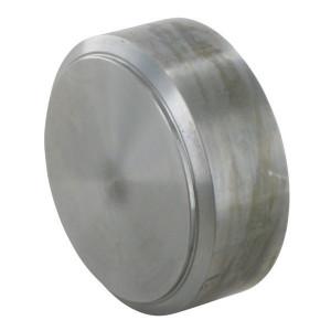 Cilinderbodem DS versterkt | Voor SATURN serie C25 | Gesmeed staal St52-3 | Volgens DIN 648