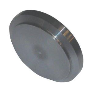 Cilinderbodem PC | Voor SATURN serie C25 | Gesmeed staal St52-3 | Volgens DIN 648