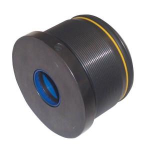 Cilinderkop DC voor dubbelwerkende cilinders voorzien van afdichting | Direct monteerbaar | Voor SATURN serie C25