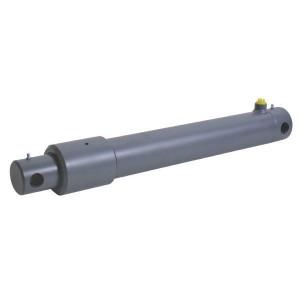 Enkelwerkende plunjercilinders compleet met bevestigingen, type EPL-ST | 250 bar
