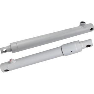 Enkelwerkende plunjercilinders compleet met bevestigingen, type EPL- CB