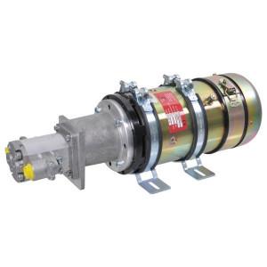 Motor-pomp combinaties