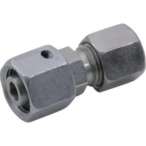 Reduceer koppeling voorgemonteerd REDV-D | DIN 2353 / DIN 3865 | Zink / Nikkel