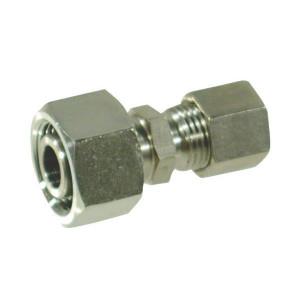 Reduceer koppeling REDV-D-RVS | RVS 316L | DIN 2353