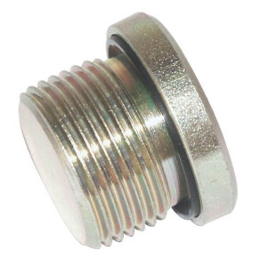Afsluit plug metrisch VSM..WDRVS | Afsluitplug. | RVS 316L