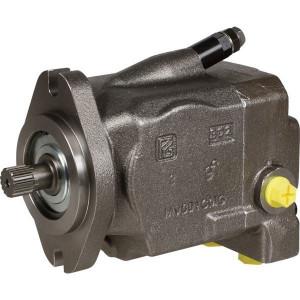 Plunjermotor KPMV | Robuust Huis | 400 bar | 4000 Rpm omw./min. | 700 Rpm omw./min.