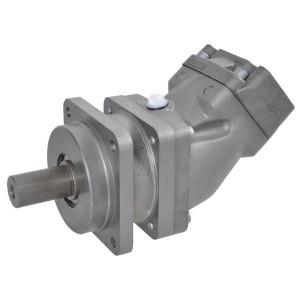 Plunjermotor SCM - ISO