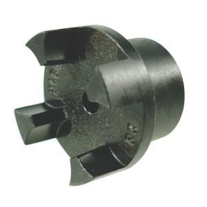 Habix koppelingsnaaf - voorgeboord - type HWN Desch   1 koppelingshelft