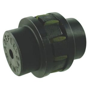 Hadeflex koppelingen - voorgeboord compleet - type XW1 Desch   Langere levensduur