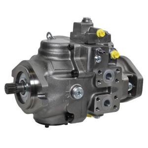 Verstelling hydraulisch proportioneel zonder terugkoppeling (INP) | 3600 Rpm omw./min. | 700 Rpm omw./min.