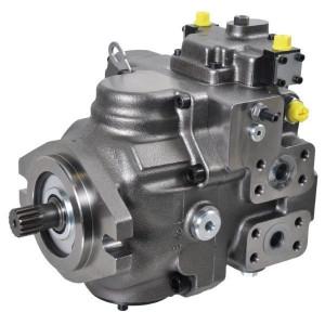 Verstelling hydraulisch proportioneel met terugkoppeling (IRX) | 3600 Rpm omw./min. | 700 Rpm omw./min.