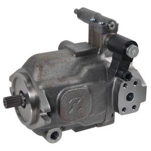 Plunjerpomp met doorkoppeling open kringloop type LVP-30 | Variabele opbrengst | 280 bar