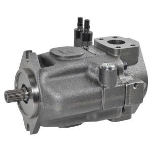 Plunjerpomp met doorkoppeling open kringloop type LVP-48 | 2600 Rpm omw/min | 315 bar | 350 bar