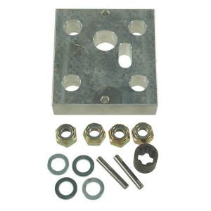 Onderdelen voor dubbelpomp SP9 L/S