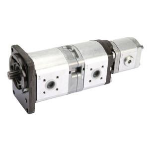 Hydrauliekpompen drievoudig Bosch