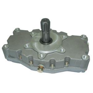 Tandwielkasten type GBF 30D | Aluminium behuizing | Lichte constructie | Landbouwtoepassing | 1,30 l