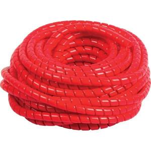 Beschermveren KBV kunststof rood | PE (polyetheen) rood