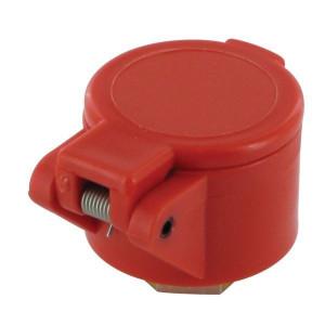 Houder voor snelkoppelingen male, type SKP9-PVC | Kunststof.