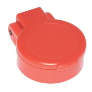 Stofkleppen voor female Push-pull koppelingen ISO 7241-1-A
