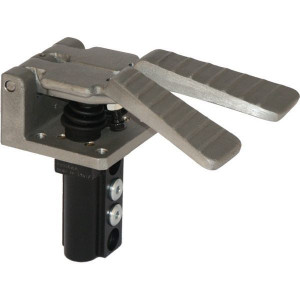 Servo pedaal SV40-41 | Servo ventielen | Max. hoek 25°