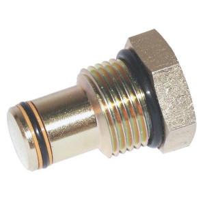 Cartridge plug 2-weg