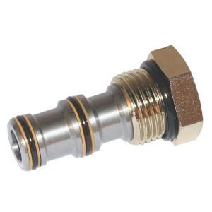 Cartridge plug 3-weg