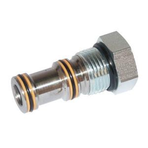 Cartridge plug 3-weg serie 3S