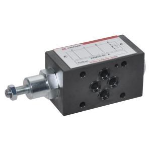 Cetop 03 smoorterugslagventiel afvoersmoring KRMTO | Afvoersmoring | Last controle | Geschikt voor tussenbouw | Max. 50 l/min