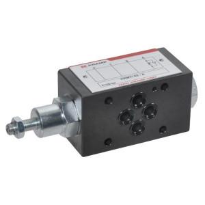 Cetop 03 smoorterugslagventiel toevoersmoring KRMTI | Toevoersmoring | Last controle | Geschikt voor tussenbouw | Max. 50 l/min