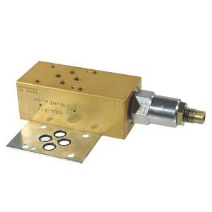 Cetop 03 drukregelventiel CP200-1 (P-T) | Stort over van P naar T