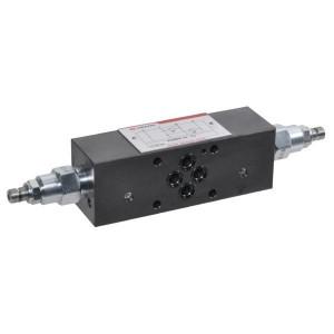 Cetop 03 drukregelventiel KRMRF03-A/B/C/D/P KRAMP | Voorgestuurd | Drukbeveiligd | Max. 60 l/min