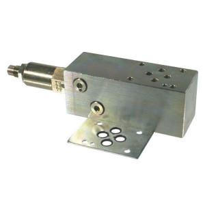 Cetop 03 3-weg stroomregelventiel druk gecompenseerd CP310-2 | Buna-M | Aluminium