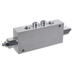 Balanceerventielen FPO 350 Bar | 6-kantig