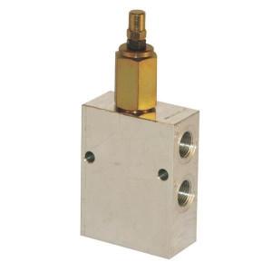 Reduceerventiel VRPRL | Aluminium | tot 50 l/m